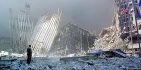 New York, 11. September 2001 | Bild: picture-alliance / dpa | Doug Kanter