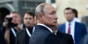 Wird Putin 2024 abtreten oder erneut für die Präsidentschaft kandidieren? | Bild: Shutterstock