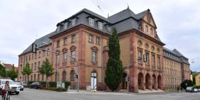 Amtsgericht Weimar | Bild: picture alliance / Martin Schutt/dpa-Zentralbild/dpa | Martin Schutt